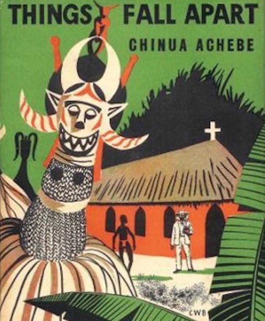 Chinua Achebe Things Fall Apart: Premium Times Opinion