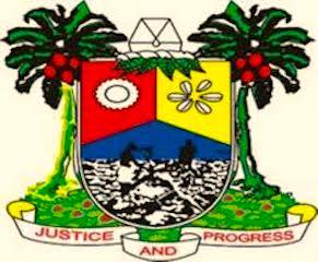 Lagos State Logo.